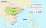 Bão số 3 đang hướng thẳng vào các tỉnh Quảng Ninh đến Nghệ An