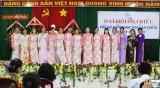 Bà Hồ Thị Loan tái đắc cử Chủ tịch Hội Liên hiệp Phụ nữ huyện Mộc Hóa