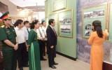 Triển lãm gần 200 hình ảnh, hiện vật về Chủ tịch Hồ Chí Minh