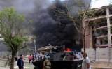 Thổ Nhĩ Kỳ lại xảy ra đánh bom đồn cảnh sát, 53 người thương vong