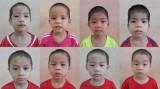 """Ai là người thân của 8 bé """"Hòa, Xã, Hội, Chủ, Nghĩa, Việt, Nam, Hùng"""""""