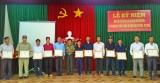 Tân Thạnh tổ chức Ngày hội Toàn dân bảo vệ an ninh Tổ quốc lần thứ 11/2016