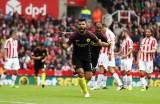 Nolito và Aguero tỏa sáng, Man City thắng đậm Stoke