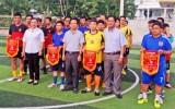 Giao hữu bóng đá kỷ niệm ngày thành lập ngành Tư pháp