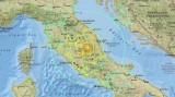 Rung lắc kéo dài xuất hiện tại trận động đất cực mạnh ở Italy