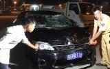 Ô tô biển xanh gây tai nạn, 3 người thương vong