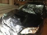 Vụ ô tô biển xanh gây tai nạn: Thêm 1 người tử vong