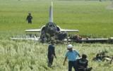 Phi công Phạm Đức Trung đã hành động rất dũng cảm