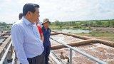 Bí thư Tỉnh ủy – Phạm Văn Rạnh: Không để nhà máy xử lý rác Tâm Sinh Nghĩa gây ô nhiễm kéo dài