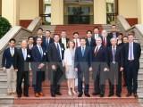 Thượng tướng Tô Lâm tiếp Đoàn Hội đồng kinh doanh Hoa Kỳ-ASEAN