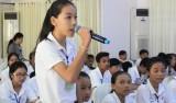 """150 trẻ em tham gia """"Diễn đàn Trẻ em"""" cấp tỉnh"""