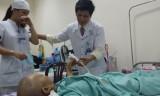 Bệnh ung thư: chăm sóc giảm nhẹ, bệnh sẽ bớt nặng