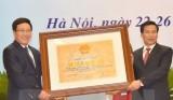 Trụ sở Bộ Ngoại giao được xếp hạng Di tích lịch sử cấp Quốc gia