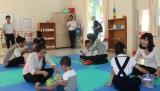 Trường Nuôi dạy trẻ khuyết tật tỉnh Long An khánh thành các phòng chức năng