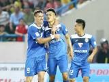 V-League: Than Quảng Ninh leo lên ngôi đầu, HAGL trụ hạng