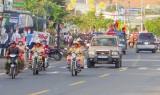 Cần Giuộc: Tai nạn giao thông kéo giảm cả 3 tiêu chí