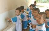 Kiến Tường chủ động phòng bệnh mùa tựu trường