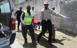 Đánh bom kinh hoàng ở Somalia làm 20 người thiệt mạng