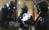Kết quả điều tra về việc sử dụng vũ khí hóa học ở Syria gây tranh cãi