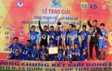 Hoàng Anh Gia Lai vô địch U-15 quốc gia 2016