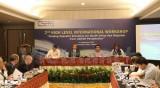 Tìm giải pháp hòa bình cho tranh chấp Biển Đông từ quan điểm ASEAN