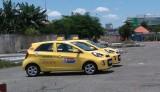 Thêm 50 xe taxi hoạt động tại thành phố Tân An