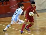 Danh sách chính thức ĐT Futsal Việt Nam dự Futsal World Cup 2016