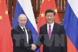 Chủ tịch Trung Quốc hội đàm với các nhà lãnh đạo Nga, Ấn, Mexico