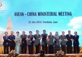 Hội nghị cấp cao ASEAN-Trung Quốc sẽ thảo luận vấn đề Biển Đông