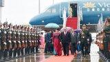 Thủ tướng Nguyễn Xuân Phúc đến Lào dự Hội nghị ASEAN 28-29