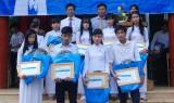 Sacombank Long An trao 86 suất học bổng năm học 2016-2017