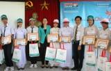 """Ngân hàng Kiên Long trao 50 suất học bổng """"Chia sẻ ước mơ"""""""
