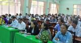 Khai giảng lớp Trung cấp Lý luận chính trị - hành chính C105