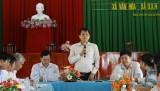 Dương Xuân Hội đạt các tiêu chí xã văn hóa với 97 điểm