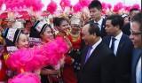 Thủ tướng Nguyễn Xuân Phúc đến Quảng Tây, Trung Quốc