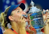 Kerber chào đón ngôi số 1 thế giới bằng chức vô địch US Open
