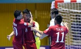 Việt Nam có chiến thắng lịch sử tại giải FIFA Futsal World Cup