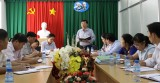 Kiểm tra cải cách hành chính tại Sở Tài nguyên và Môi trường