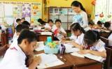 Trường Tiểu học thị trấn Vĩnh Hưng: Phát huy năng lực của từng học sinh