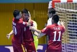 Futsal Việt Nam thăng hoa trên bảng xếp hạng của FIFA