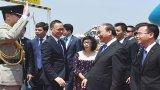 Thủ tướng thăm Khu hành chính đặc biệt Hong Kong, Trung Quốc
