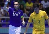 FIFA Futsal World Cup: Brazil thắng hủy diệt Australia 11-1