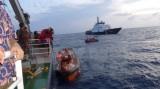228 ngư dân được phía Indonesia trao trả đã về nước an toàn