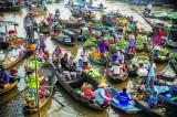 Du lịch Cần Thơ mùa nước nổi