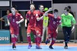 Chờ futsal VN làm nên bất ngờ trước Ý