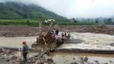 Sạt lở đất ở Lào Cai, hai công nhân thủy điện tử vong