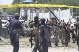 Đánh bom đoàn xe quân sự, tướng Somalia và 7 cận vệ thiệt mạng