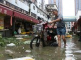 Bão Meranti và Malakas gây thiệt hại nặng nề tại Trung Quốc