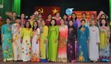 Bà Nguyễn Thị Ngọc Dư tái đắc cử Chủ tịch Hội Liên hiệp Phụ nữ TP. Tân An
