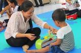 Nơi giúp trẻ khuyết tật sớm hòa nhập cộng đồng
